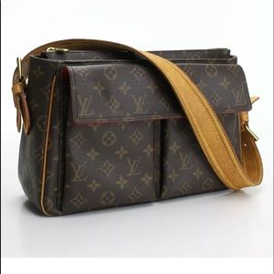 Louis Vuitton Monogram Canvas Viva Cite GM LG Bag